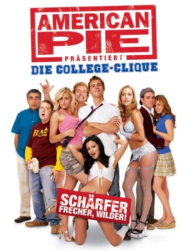 American Pie Präsentiert: Die College-Clique - Film Border