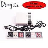 Upgrade Retro Spiele Konsole mit 600wurde in Spiele Classic HDMI Mini Video Game Maschine Dual Control