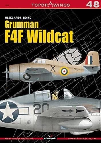 Grumman F4f Wildcat (Topdrawings) por Oleksandr Boiko