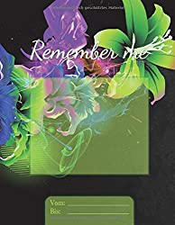 Remember me (Tagebuch – Remember me, Band 2)