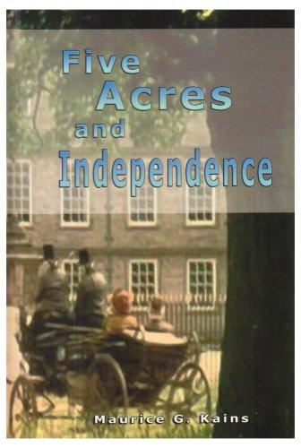 Five Acres and Independence por Roberto Arancibia Clavel