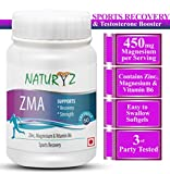 Best Natural Sleeping Pills - Naturyz ZMA (Zinc, Magnesium Aspartate, Vitamin B6) Testosterone Review