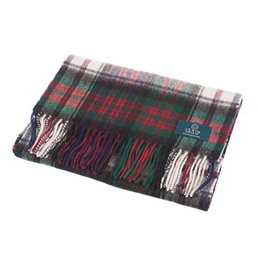 Clans of Scotland - Echarpe -  Homme Multicolore Bigarré MACDONALD DRESS
