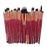 Pinceau Maquillage Maquillage 20Set de Sets6Color blush cosmétique de maquillage de maquillage byJMETRIC