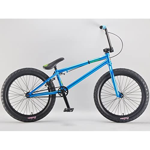 "51e%2BdDVINjL. SS500  - Mafiabikes Madmain 20"" Teal Harry Main BMX Bike"