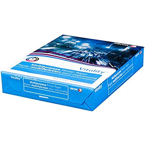Vitality Ream Xerox Business Copy/Fax/Laser Inkjet Printer Paper
