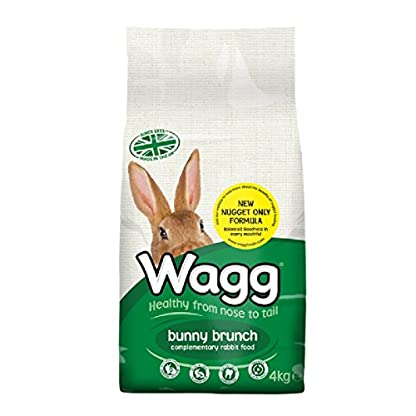 Wagg Bunny Brunch for Rabbits, 4 kg 1
