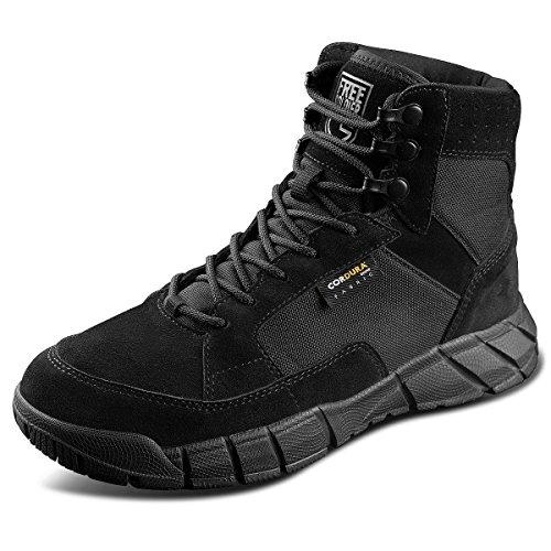 Free Soldier Outdoor 2da Generación Hombre Storm Transpirable Durable Zapatos de Cordones...