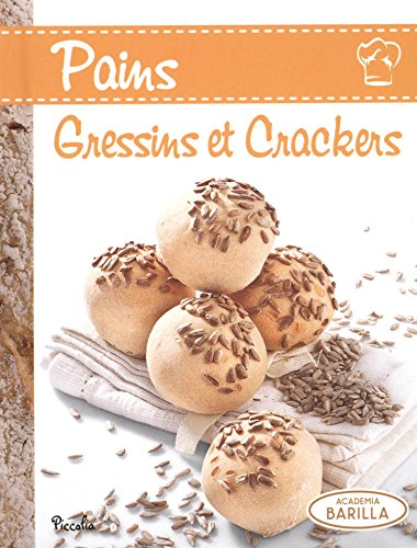 Pain, gressins et crackers par Collectif