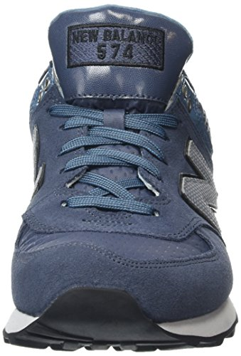 New Balance Ml574cub-574, Chaussures de Running Entrainement Homme Multicolore (Thunder/Multi 161)