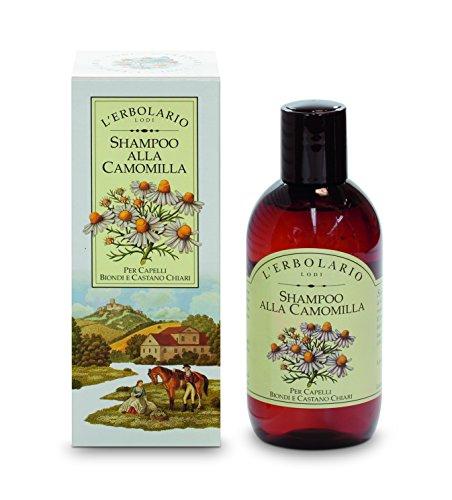 L'Erbolario Kamillenshampoo, 1er Pack (1 x 200 ml)