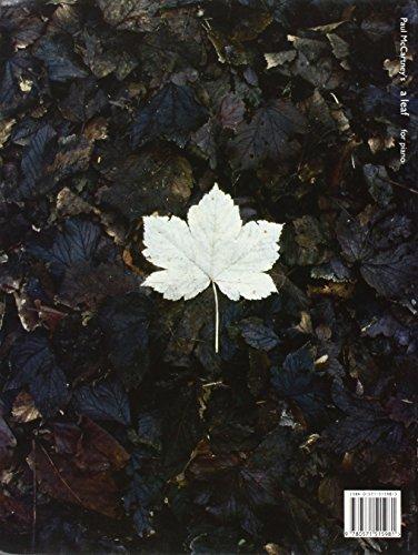 A Leaf: (Piano)