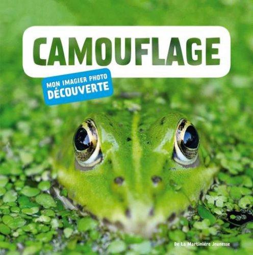 Camouflage - Mon imagier photo découverte
