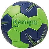 Kempa Kinder Gecko Bälle, Flash Grün/Deep Blau, 0