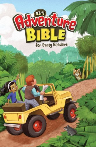 NIRV Adventure Bible for Early Readers Lenticular 3d Motion por Dr. Lawrence O. Richards