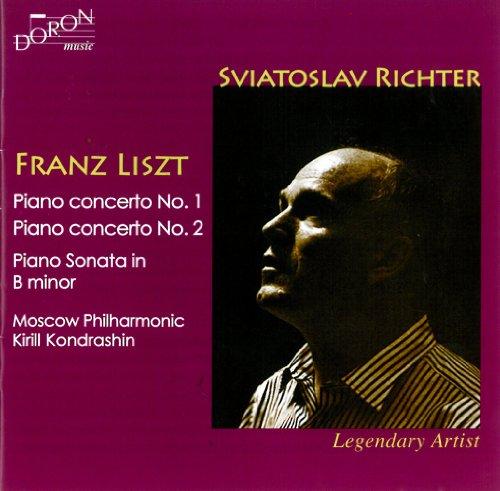 Liszt : Concertos pour Piano N°1 et N°2