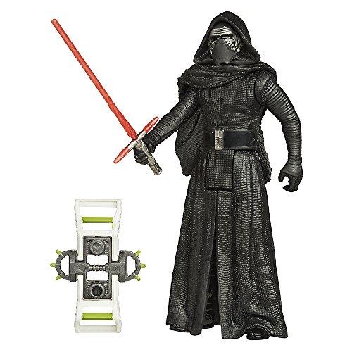 Star Wars - Figura Kylo Ren, 9 cm (Hasbro B3446ES0)