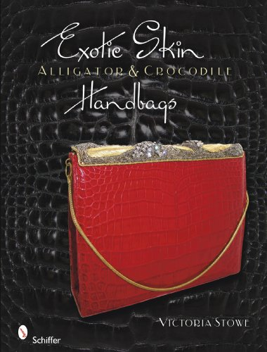 Exotic Skin: Alligator and Crocodile Handbags