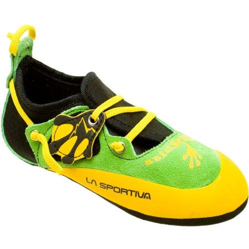 La Sportiva Scarpe da arrampicata Stickit Lime 30 Junior - Arrampicata Scarpe