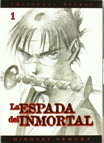 La espada del inmortal 1 (Seinen Manga) por Hiroaki Samura
