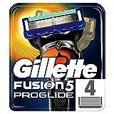 Gillette Fusion ProGlide Men's Razor Blades – 4 Blades