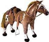 Produkt-Bild: Heunec 723573 - Cowboy Pferd mit Sound 100 KG Tragkraft