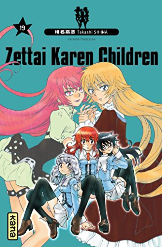 Zettai Karen Children Edition simple Tome 19