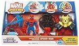 Marvel Spider-Man Adventures Action Gear Spider-Man