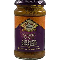 Korma Curry Paste Pataks 290g