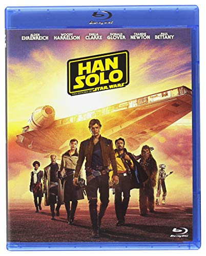 Han Solo. Una historia de Star Wars (DVD o Blu-ray)