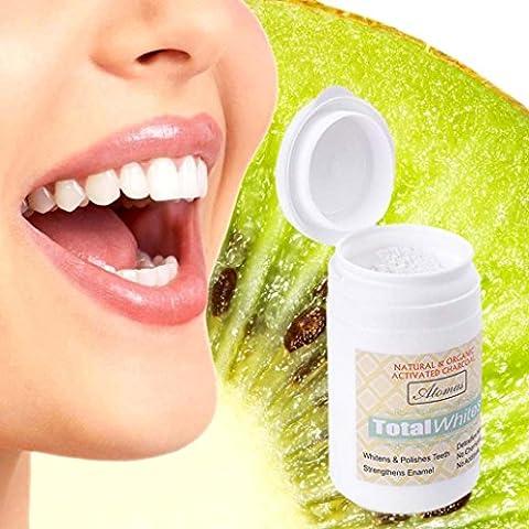 MML Teeth Whitening, Unisex Kinder Unisex-Erwachsene Kosmetikkoffer weiß weiß Einheitsgröße