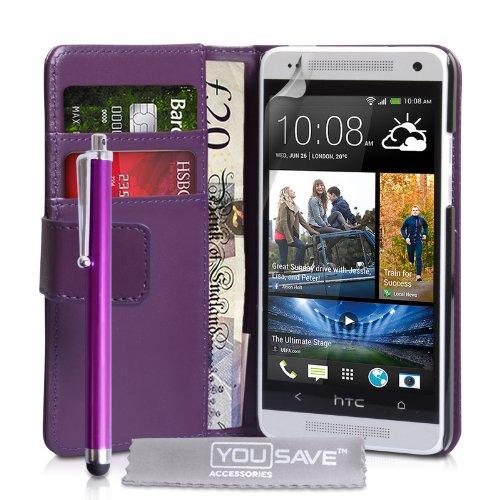 yousave-accessories-ht-da02-z554p-funda-con-tapa-de-piel-sintetica-para-htc-one-mini-incluye-lapiz-c