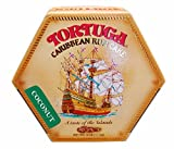 Tortuga Caribbean Rum Cake, 4 ounce Coconut Flavored by Tortuga