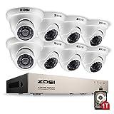 Best Harddrives sauvegarde - Zosi Système Sécurité des systèmes de caméra de Review