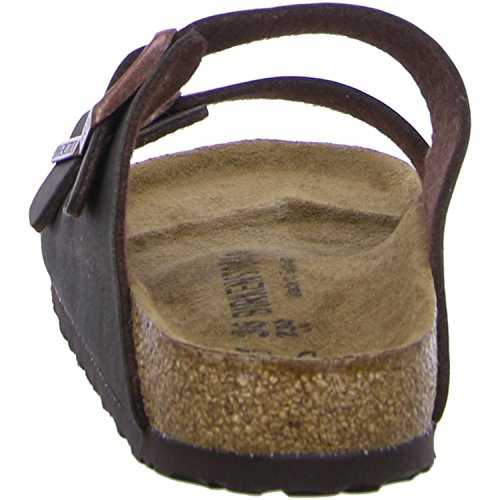 Birkenstock Arizona, Chaussons Mules Mixte Adulte, Cacao Cocoa Brown