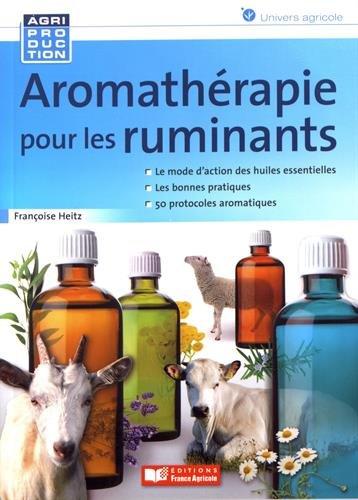 Aromathrapie pour les ruminants