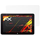 atFolix Folie für Samsung Ativ Tab 7 (Smart PC Pro 700T) (11.6 Inch) Displayschutzfolie - 2 x FX-Antireflex-HD hochauflösende entspiegelnde Schutzfolie