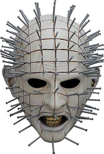 Generique - Calaveritas Pinhead Maske aus Hellraiser III