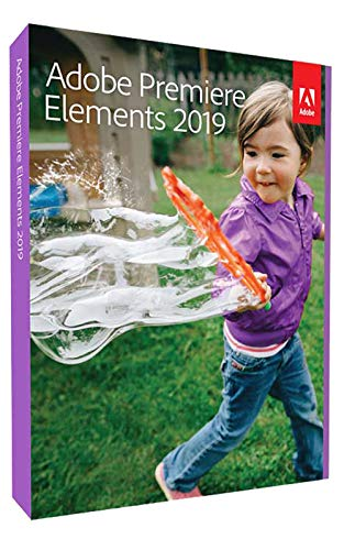 Adobe Premiere Elements 2019 DT. Mac/Win