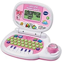 Vtech 80-139554 - Lern und Musik Laptop, pink preisvergleich bei kleinkindspielzeugpreise.eu