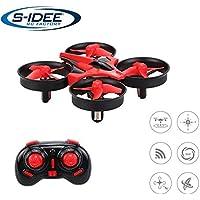 S de Idea® 17101-a01S010cuadricóptero con estabilización de altura, headless Mode, OKR, función flip etc. 4Canal.