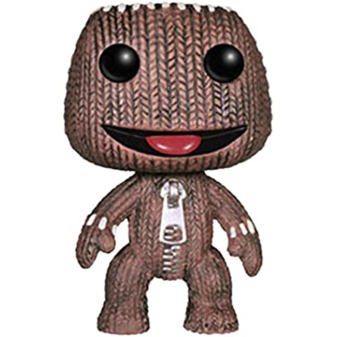 Import Europe - Figura Pop! Sackboy LittleBigPlanet