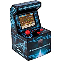 ITAL Mini Recreativa Arcade (Azul) / 250 Juegos / 16 bits