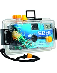 Seac-Sub Underwater - Snorkel, color multicolor, talla 35 mm