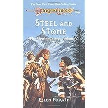 Steel and Stone: The Meetings Sextet, Volume 5 (Dragonlance Saga) by Ellen Porath (16-Nov-1992) Mass Market Paperback