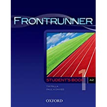 Frontrunner 1: Student's Book with Multi-ROM Pack - 9780194023504