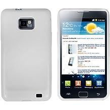 mumbi TPU Silikon Schutzhülle für Samsung Galaxy S2 i9100