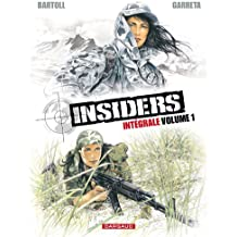 Insiders - Intégrales - tome 1 - Insiders Intégrale (1) (T1-T2)