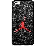 Modern iPhone 6/6s Plus Funda Carcasa Michael Jordan Brand Logo Case Cover Protector - iPhone 6 Plus 5.5 Inch Carcasa