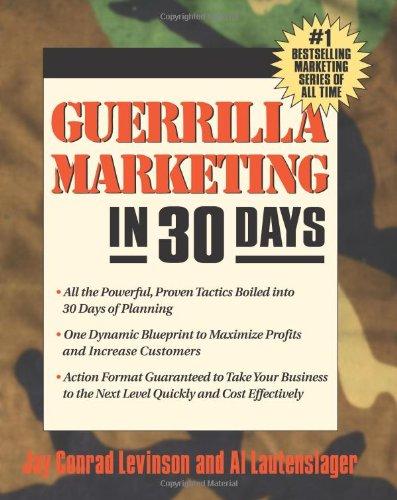 Guerrilla Marketing Jay Conrad Levinson Ebook